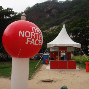 Corrida North Face